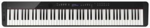 Test avis piano numérique portable Casio PX-S3000 BK