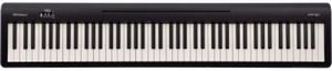 Test avis piano numérique portable Roland FP-10