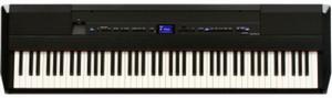 Test avis piano numérique portable Yamaha P-515 BK